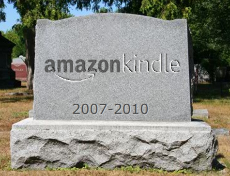 Kindlelove or: How I Learned to Stop Dawdling and Love the eReader