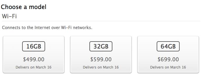 Why I ordered the Wi-Fi iPad