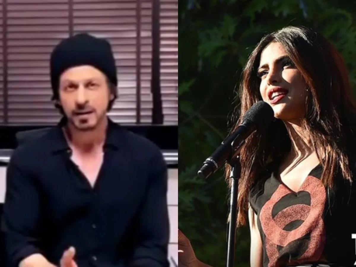 Shah Rukh Khan Priyanka Chopra S Videos From Lady Gaga S One World Together At Home Deserve Your Attention