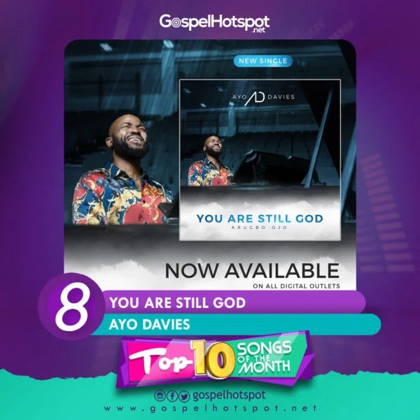 Ayo Davies – You Are Still God [Arugbo Ojo]