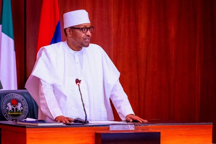 President Buhari urges leaders to lead by example