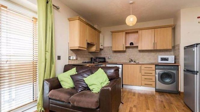 2 Bedroom Apartment In East Wall Dublin Irland Från Sek