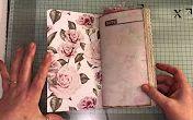Junk Journal-我甜蜜的玫瑰