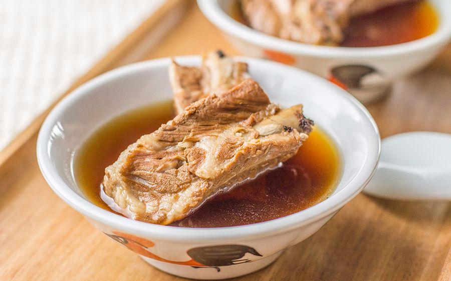 鮮香味濃的【肉骨茶】只需3步丨綿羊料理_嗶哩嗶哩 (゜-゜)つロ 干杯~-bilibili