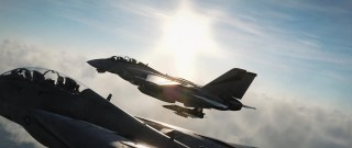 评测向介绍】DCS World#F14——雄猫的诞生与简单气动特性- 52donghua net