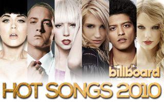【欧美音乐热单回顾】2010年 Billboard Hot Songs