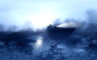 VR战争前线:破冰行动