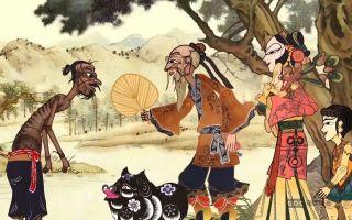 获国际大奖中国风动画短片《桃花源记》