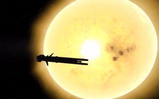 【坎巴拉星战计划】泰坦起航!借助太阳引力离开星系