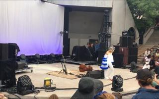 Kelsey Lu - Live at FORM Arcosanti 5-14-2017
