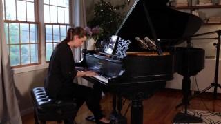 提琴钢琴- Take On Me - a-ha - Brooklyn Duo at Carnegie Hall电影
