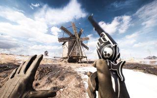 战地1:这可能是你见过最骚的左轮手枪