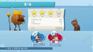 【蛋蛋の厨房】【overcooked2】故事 2-1双人 1324 with 兔子