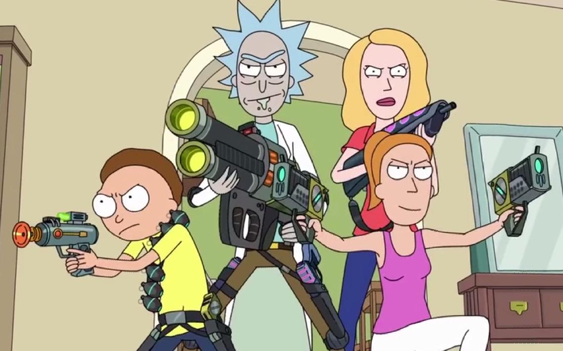 Rick and Morty第一季第十集剪輯_嗶哩嗶哩 (゜-゜)つロ 干杯~-bilibili