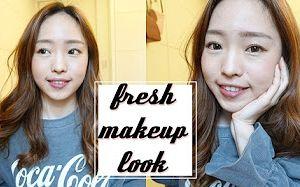 【EVALIN】清新妆容分享 — Fresh Makeup 2017