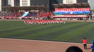 健身操表演1