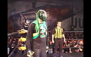 Super Dragon & Excalibur vs. Kevin Owens (Kevin Steen) & Sami Zayn (El Generico)