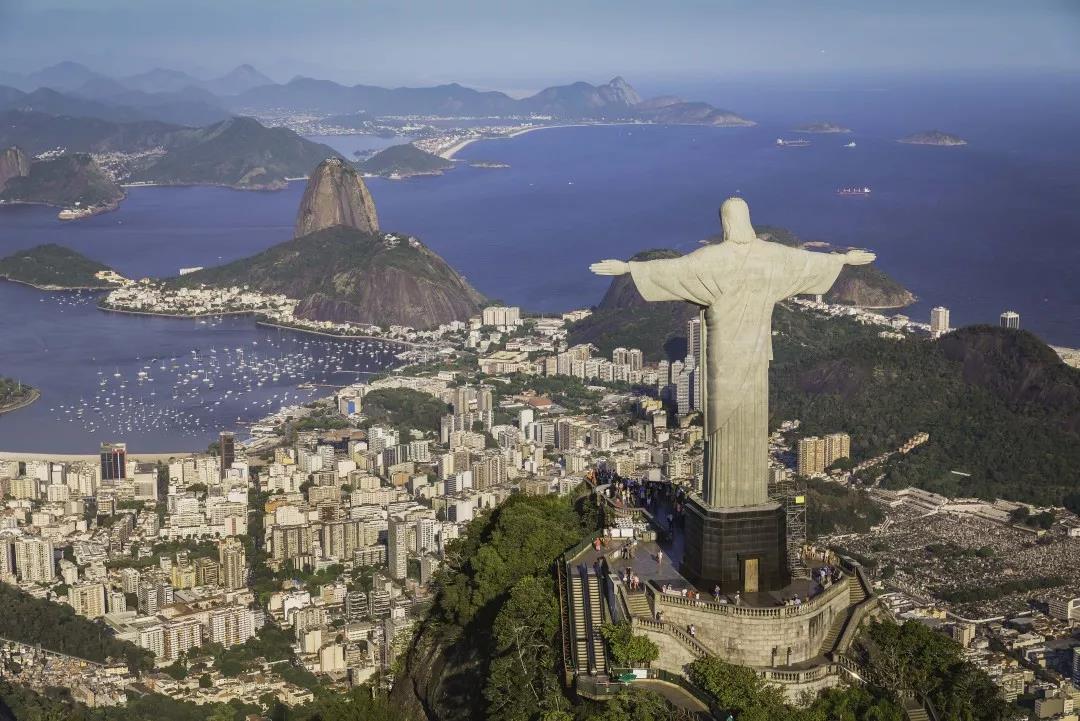 巴西高原在哪里啊?-