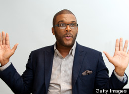 DETROIT, MI - JULY 12: Tyler Perry attends the 2014 Women's Empowerment Expo at Cobo Hall on July 12, 2014 in Detroit, Michigan. (Photo by Paul Warner/Getty Images)