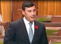 Conservative MP Michael Chong is calling on the federal government to take action in the wake of a startling new report on climate change.