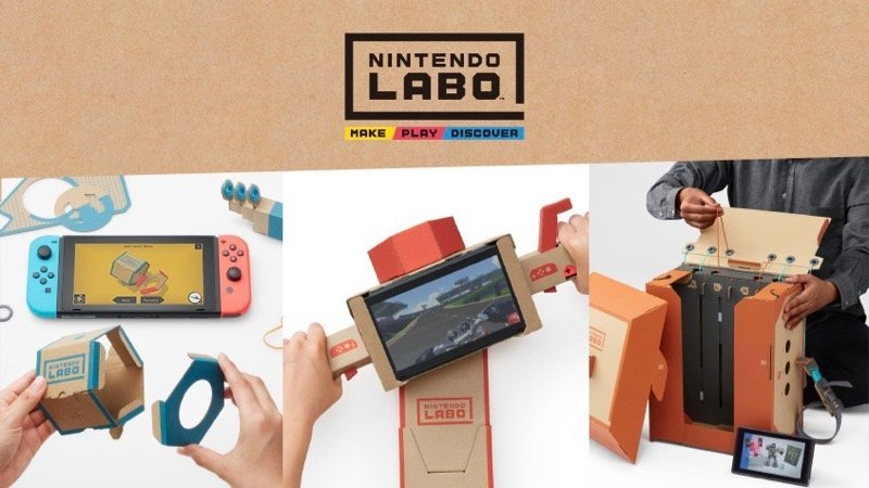 Image result for Nintendo Labo