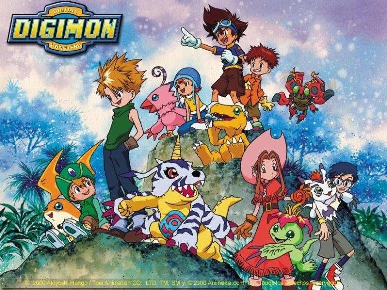 Resultado de imagem para Digimon