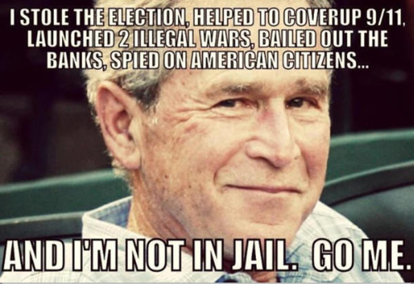 Image result for George bush meme