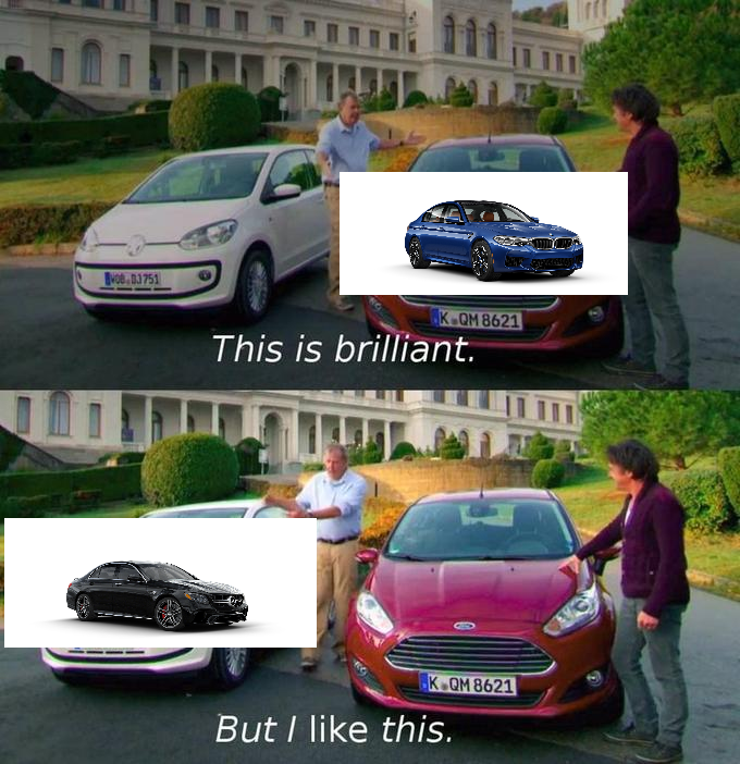 M5 Vs E63 This Is Brilliant But I Like This Know Your Meme