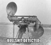 Image result for bullshit detector meme