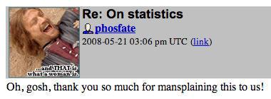 Know Your Meme - 21 May 2008 3.06 pm UTC - member phosfate