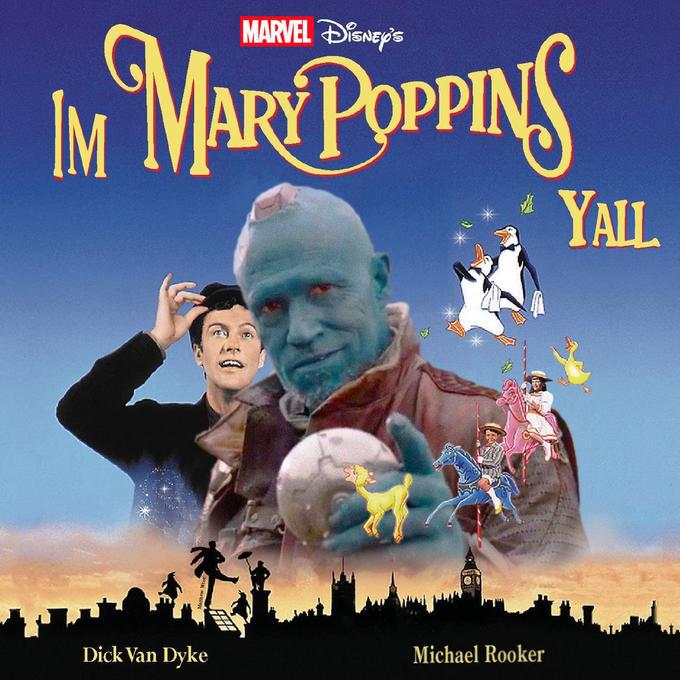 I'm Mary Poppins Y'all