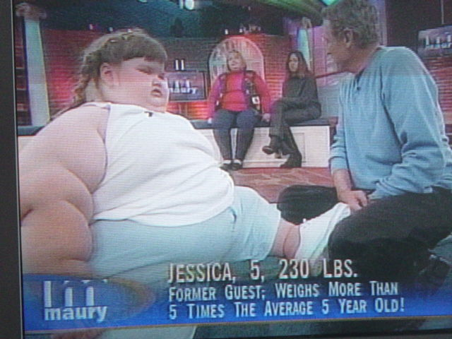 Fat Jessica Leonard
