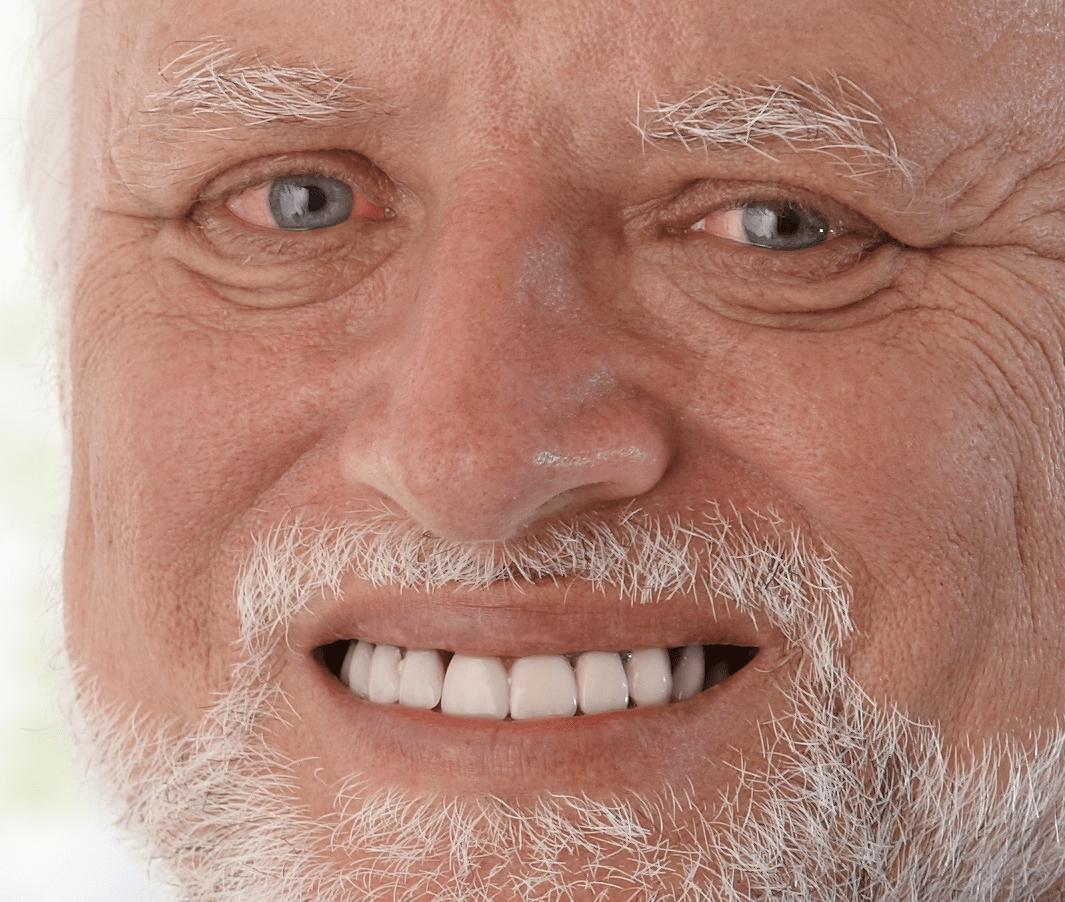 Image result for sad old man meme