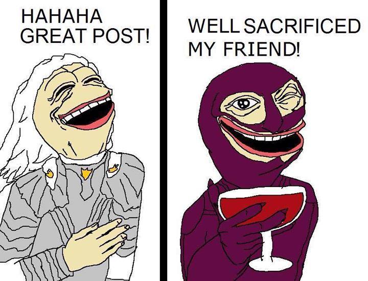 """Képtalálat a következőre: """"berserk griffith meme"""""""