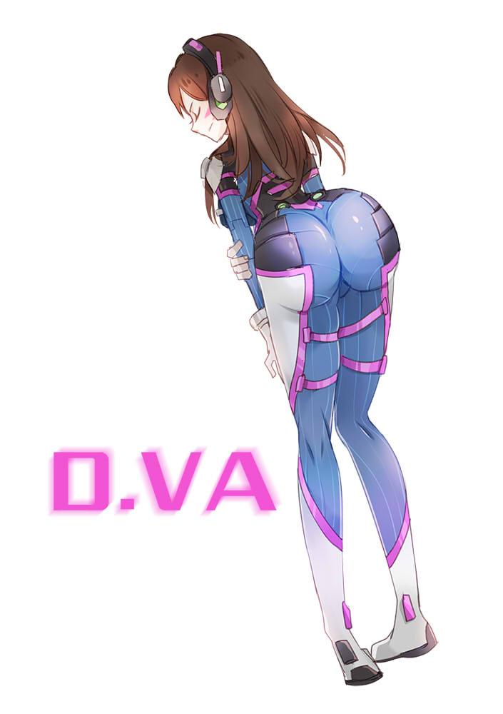 DVA Overwatch Know Your Meme