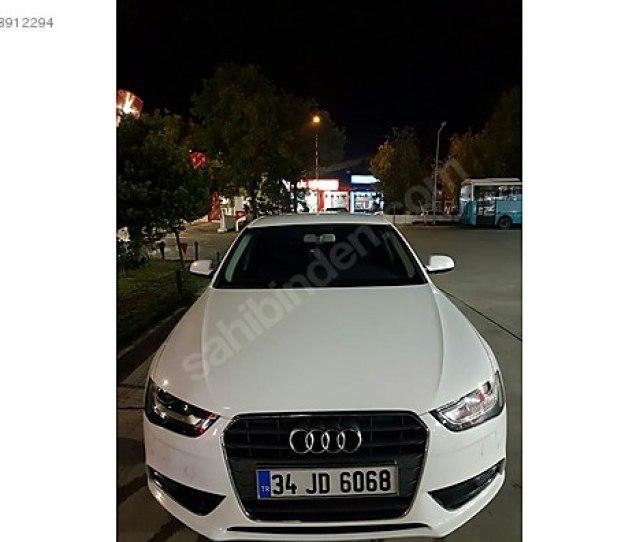 Audi A Tdi Son Fiyat 109 Bin Km At Sahibinden Com 638912294