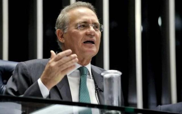 Renan Calheiros, aparece junto com Romero Jucá em uma investigação da Operação Zelotes