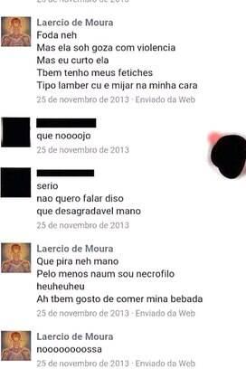 Denúncias de pedofilia contra o brother Laércio pipocam nas redes sociais . Foto: Reprodução/Facebook