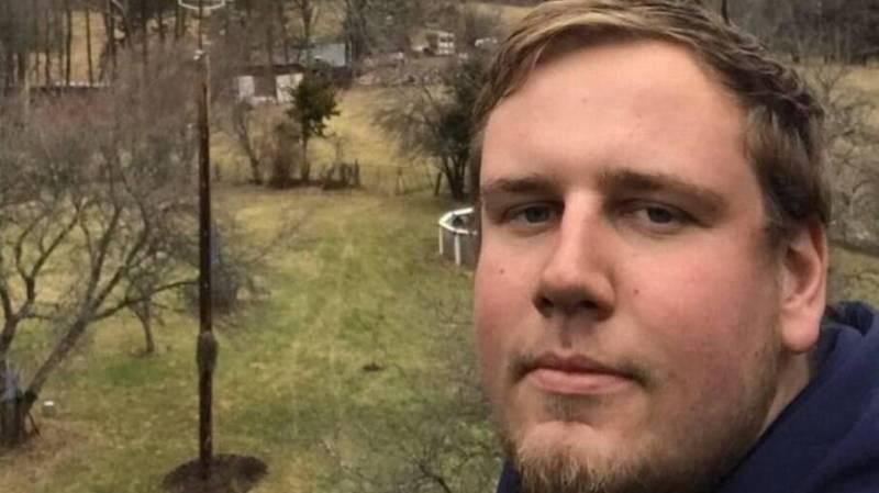 Christopher Pekny, de 28 anos, foi morto pelo dispositivo que estava construindo