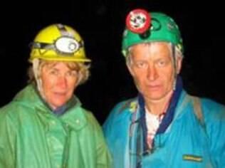Andrew Eavis e a mulher%2C Lilian