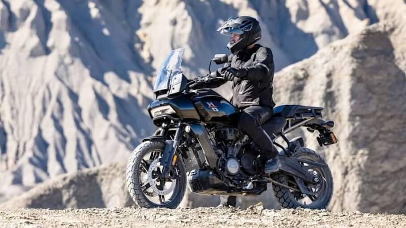 Harley-Davidson Pan America 1250: aventureira sofisticada vem com eficiente motor de 145 cv entre os atrativos