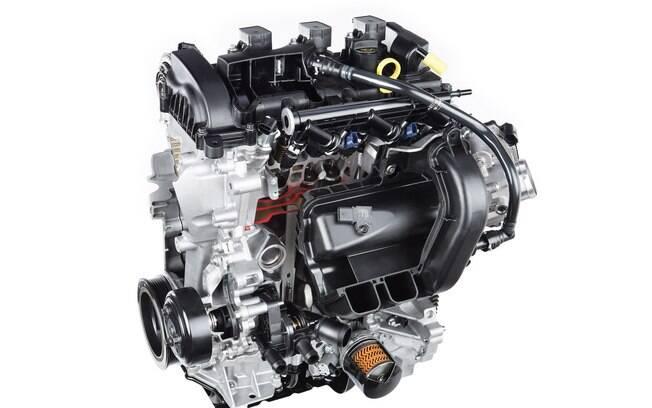 Novo motor Ford 1.5%2C de três cilindros