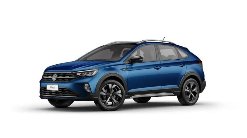 VW Nivus became more expensive on the 2022 line and can reach R$ 120,690, suggested price for the Highline top-of-the-line version