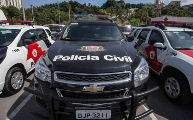 Assaltante foi encaminhado à delegacia de Polícia Civil.