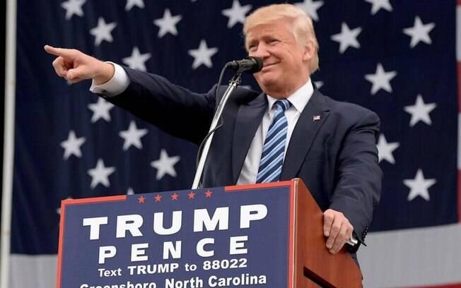 """O presidente eleito dos Estados Unidos, Donald Trump, afirmou  que o país deverá """"expandir"""" sua capacidade nuclear"""