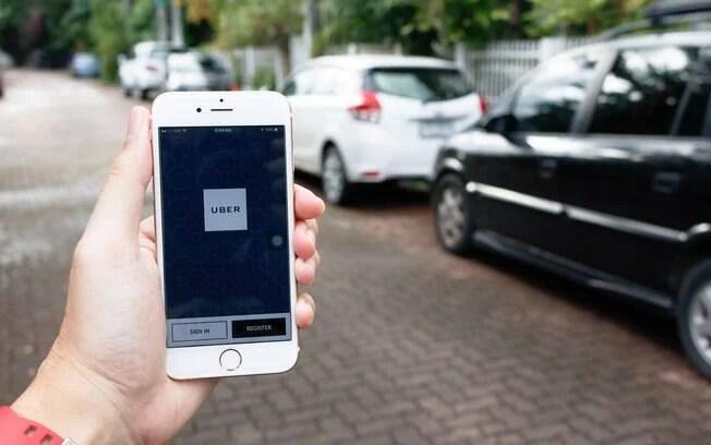 Uber registrou um grande aumento no número de usuários em 2016, passando de 1 milhão para 8,7 milhões