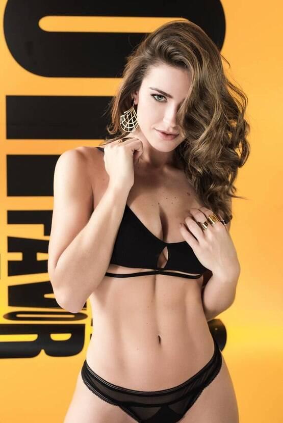 Fotos de modelos - Renata Longaray 10 - por Michele Moll