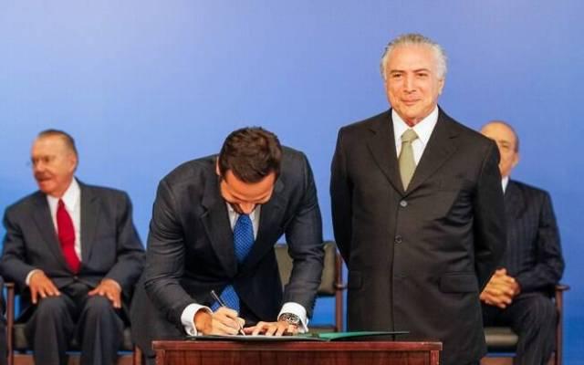 Segundo o ministro da Cultura, Marcelo Calero, lei não pode ser satanizada