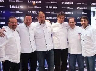 Seis chefs da América Latina farão suas receitas ao vivo aos sábados dentro da plataforma
