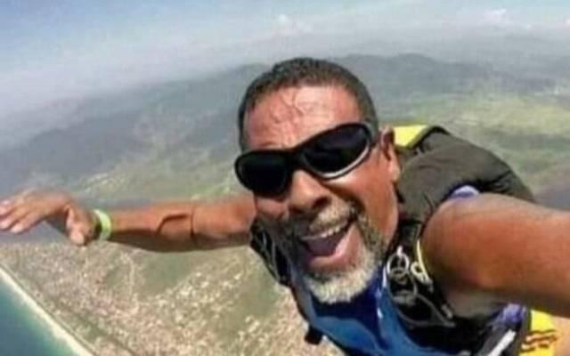 Jorge Luiz Dantas, de 62 anos, tinha mais de vinte anos de experiência com paraquedismo.